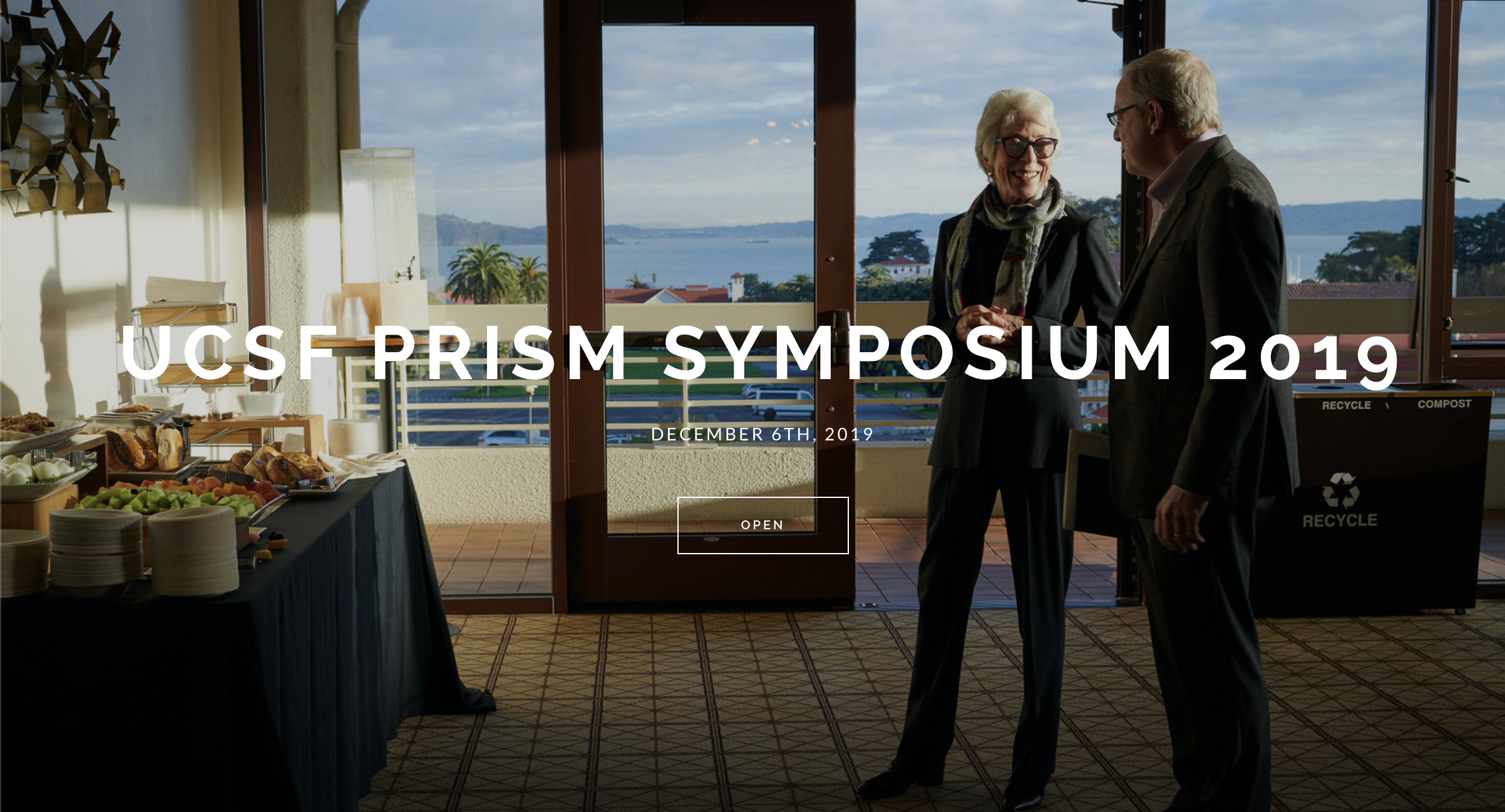 Presentations from UCSF PRISM Symposium 2019