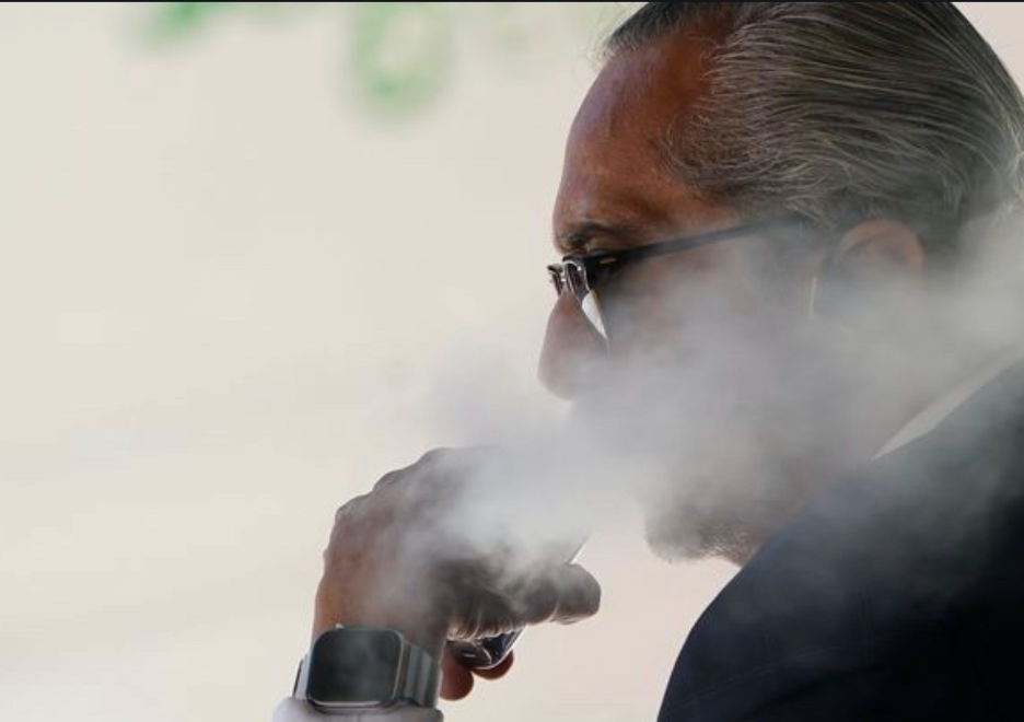 """Congress Probes Bot-Generated Social-Media Messages About E-Cigarettes"" in WSJ"